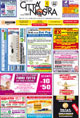 Copertina giornale Città Nostra Pordenone Uscita del 14-09-2017